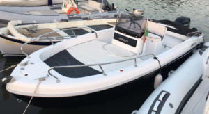 immagine cuscineria barca open vespucci