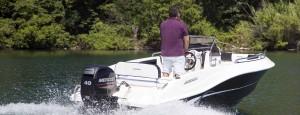 Foto di barca Open 17 di Vespucci
