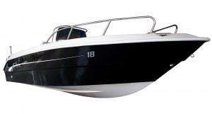 Fotografia  barca open  18 ( 5,5 mt ) a motore