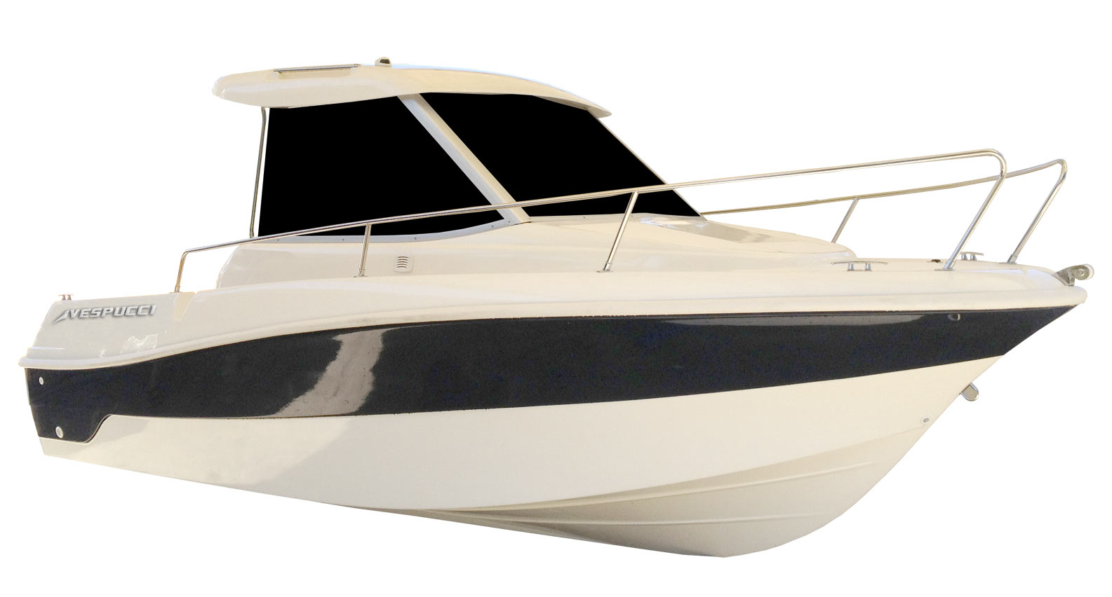 Vendita barche nuove a motore open e cabinate da 5 a 6 mt for Barche al largo con cabine