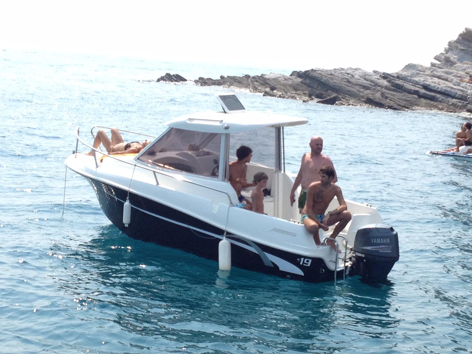 Immagine barca cabinata 5,70mt