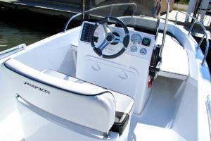 immagine barca a motore vespucci open 17